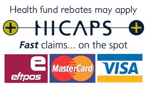 Hicaps fast health fund claims on the spot